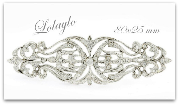 31-LOL1405627. 25€ 80X25 mm. Plateado