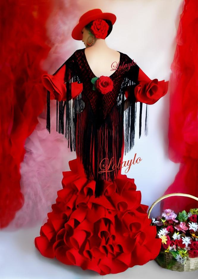 lkv. rojo cochet negro